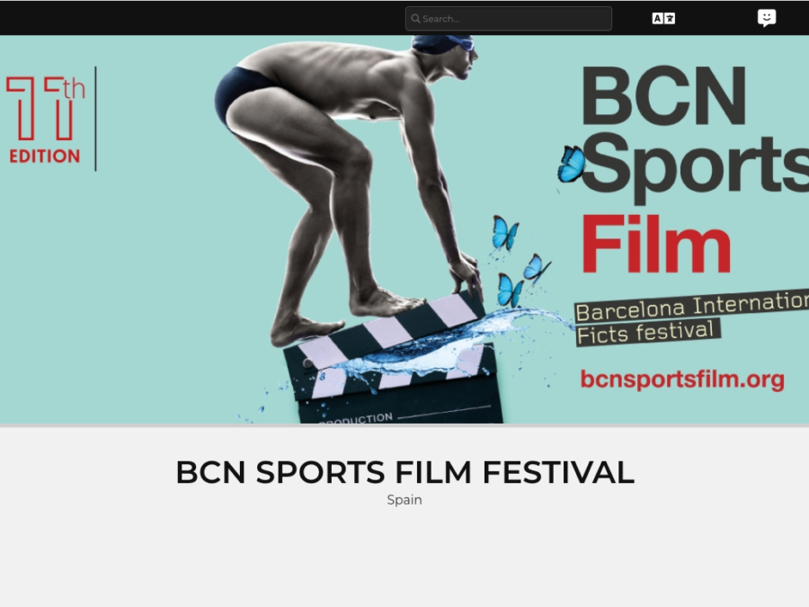 La 11th Edition BCN Sports Film serà del 18 al 24 de gener 2021 de manera presencial i virtual