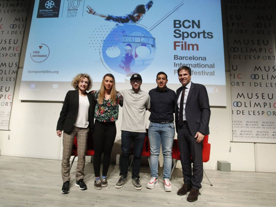 The 10th edition of BCN Sports Film Festival begins on the 3rd of June