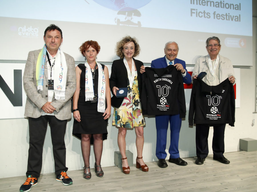 BCN Sports Film Festival Opening Ceremony 2019
