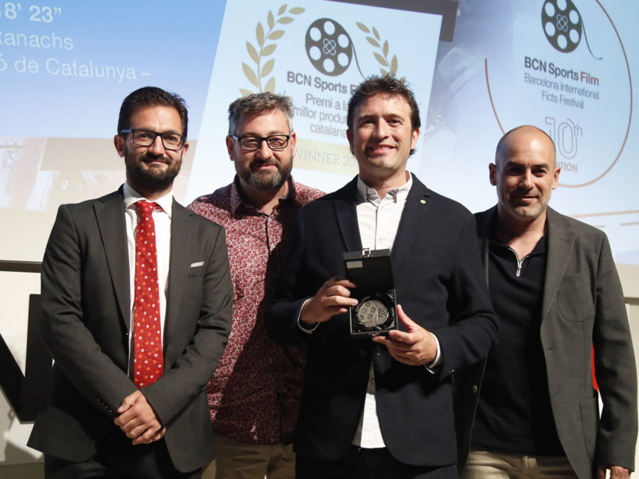 "El documental ""El primer bowl"" mención de honor en la final del World FICTS Challenge"